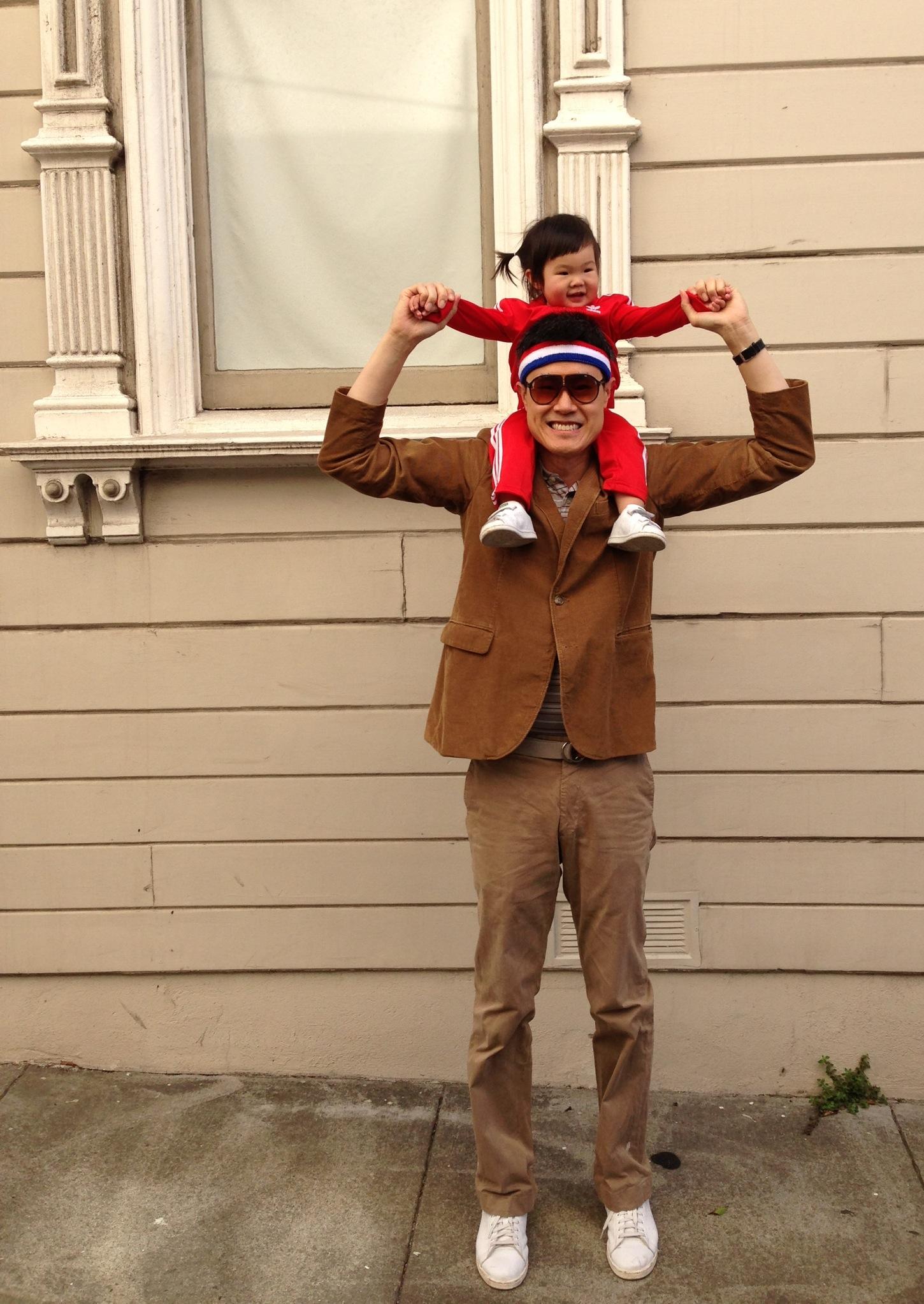 margot and ritchie tenenbaum costume – WHAT HELEN WORE TODAY
