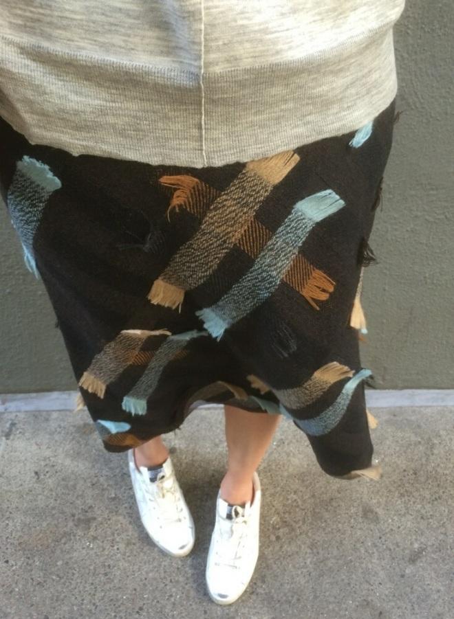 vintage prada skirt