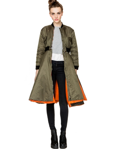 Pixie Market flight jacket
