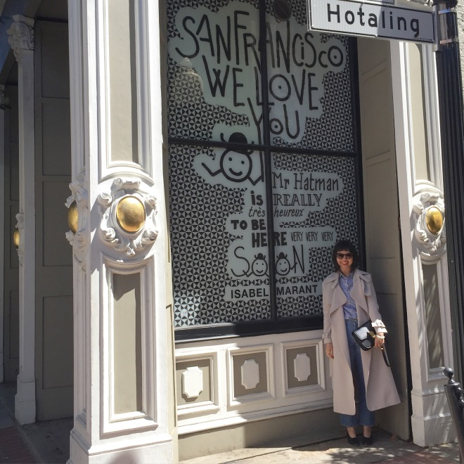 new isabel marant boutique coming to SF soon