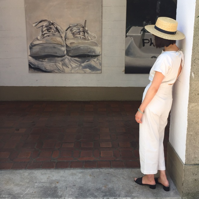 Rachel Comey utlia denim jumpsuit